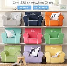 Pottery Barn Kids Everyday Chair Pottery Barn Kids Anywhere Chairs 20 Off U2022 The Savvy Bump
