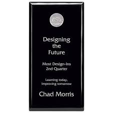 customized plaques with photo promotional black plaque 6 x 12 customized plaques