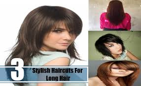 names of different haircuts stylish haircuts for long hair different types of haircuts for
