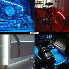 led strip lights for tv usb rgb led tv backlight kit led strip light kit torchstar