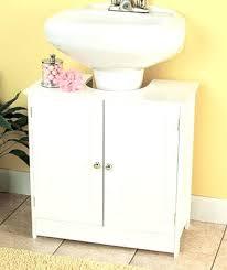 Bathroom Pedestal Sink Storage Pedestal Sink Storage Medium Size Of Bathroom Sink