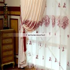 Asian Curtains Asian Print Curtains Will Present You Foreign Design Style