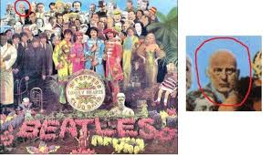sargeant peppers album cover the sgt pepper album cover fifty years on and a question about