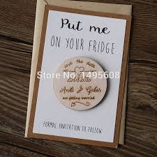 rustic save the dates save the date magnets wedding save the dates rustic save the
