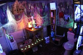 a haunted house basement scene basement ideas