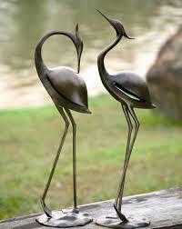 sea and shore animal garden statues for decor function
