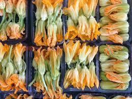 comment cuisiner les fleurs de courgettes technique comment préparer les fleurs de courgettes mycryo
