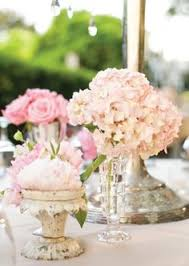 Shabby Chic Wedding Centerpieces by Names Of National Parks As Table Numbers Pink Floral Centerpieces
