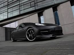 techart porsche panamera techart porsche panamera black edition 2010 pictures