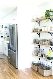 dining room wall shelves wall shelf with baskets proportionfit info