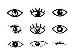 eye designs stock vector illustration of graphic element 31631918