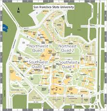 state map san francisco state c map