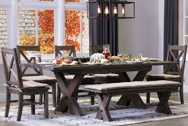 Orange Dining Room Sets Mallard Extension Dining Table Living Spaces