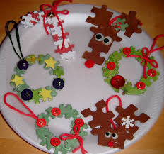 Easy Christmas Crafts For Toddlers To Make - christmas ornaments christmas ornaments for kids easy christmas