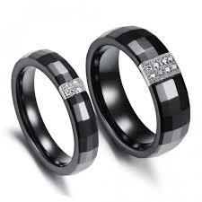 wedding bands for him and black wedding bands for him and black wedding band for