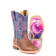 pungo ridge tin haul kids starlight boots w unicorn sole kids