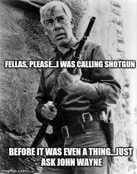 John Wayne Memes - like a boss lee marvin imgflip
