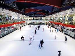 best ice skating rinks in hong kong