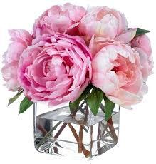 Peonies Delivery Peony Artificial Flower Arrangements Peony Paper Flower Bouquet