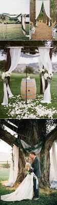 wedding arches designs 25 chic and easy rustic wedding arch ideas for diy brides