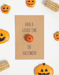 diy cards fun with halloween puns shari u0027s berries blog