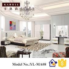 chambre de garde foshan chaleureuse meubles nouveau modèle chambre ensemble de