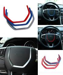 land rover steering wheel visit to buy for land rover discovery sport 2015 2016 abs chrome