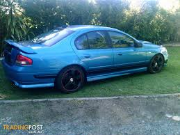 2004 ford falcon xr8 ba 4d sedan for sale in brisbane qld 2004