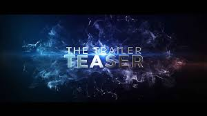 after effects template the trailer teaser gosharemore after