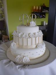 3 tier simple white wedding cake elite wedding looks