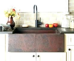 farmhouse faucet kitchen country style sink farm kitchen awe inspiring sinks copper