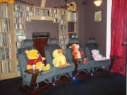 theater home seating home cinema seating d i y youtube