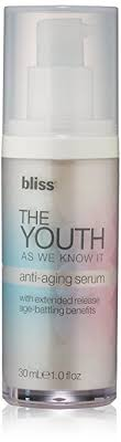 Serum Inez bliss the youth as we it anti aging serum bliss