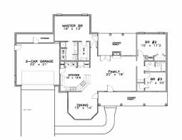 1700 square foot ranch house plans luxihome traditional style house plan 3 beds 2 00 baths 1700 sqft 1700 square foot ranch house