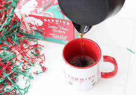 stay caffeinated for the holidays save 30 on barnie s coffee