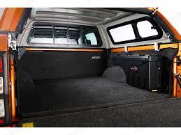 Bed Rug Liner Ford Ranger Mk5 2012 On Double Cab Pickup Load Bed Rug Liner