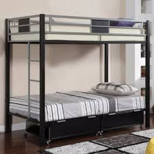 Bunk Beds Auburn Bunk Beds With Drawers Wayfair