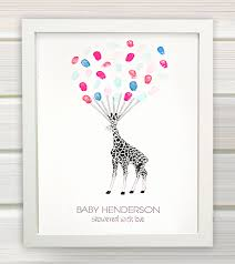 baby shower fingerprint tree fingerprint trees finger print guest books alternative guest