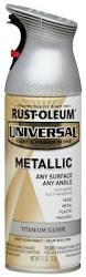 rust oleum 245220 universal all surface spray paint 11 ounce