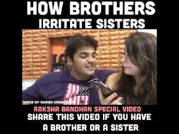 Sister Memes Funny - raksha bandhan special funny sister and brother relation youtube
