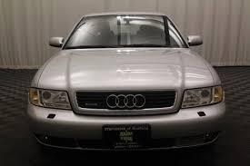 2001 audi quattro pre owned 2001 audi a4 2 8 4d sedan in bedford 17m671a mazda of