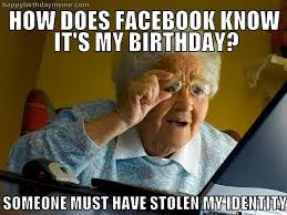 Funny Memes For Moms - funny happy birthday mom dad brother sister cousin memes jokes