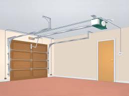diy garage doors with chamberlain garage door opener for garage