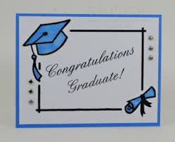 graduation cards blue colored graduation cards students stuff style drawing