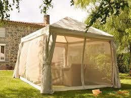 tonnelle de jardin avec moustiquaire attractive tonnelle avec moustiquaire 13 tonnelles de jardin