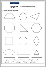 awesome collection of 2d shapes worksheets year 5 with service