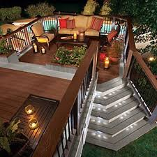 Backyard Deck Prices 73 Best Composite Decking Images On Pinterest Composite Decking