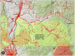Winthrop Washington Map by Tonasket Residents Warned To U0027evacuate Immediately U0027 The