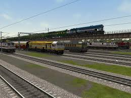msts indian railways route