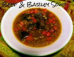 alton brown beef stew beef barley stew soup eat like no one else